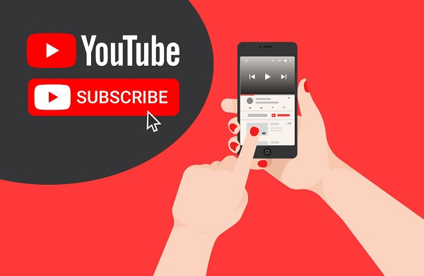 Ask for youtube subscribers